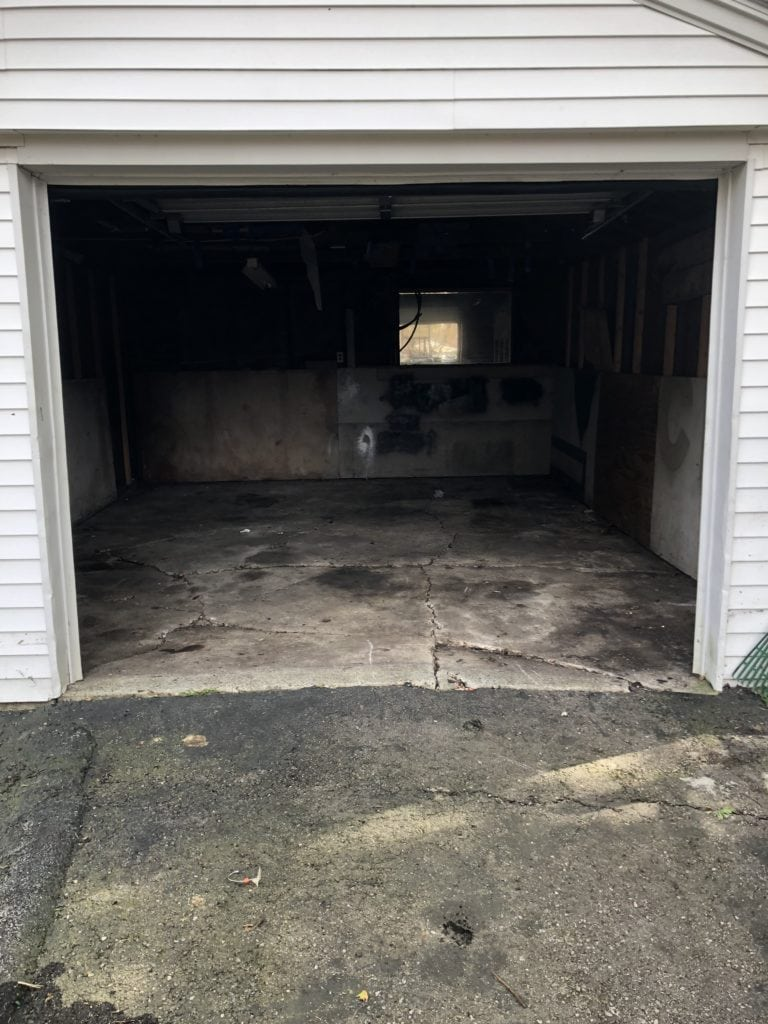 garage clean out service