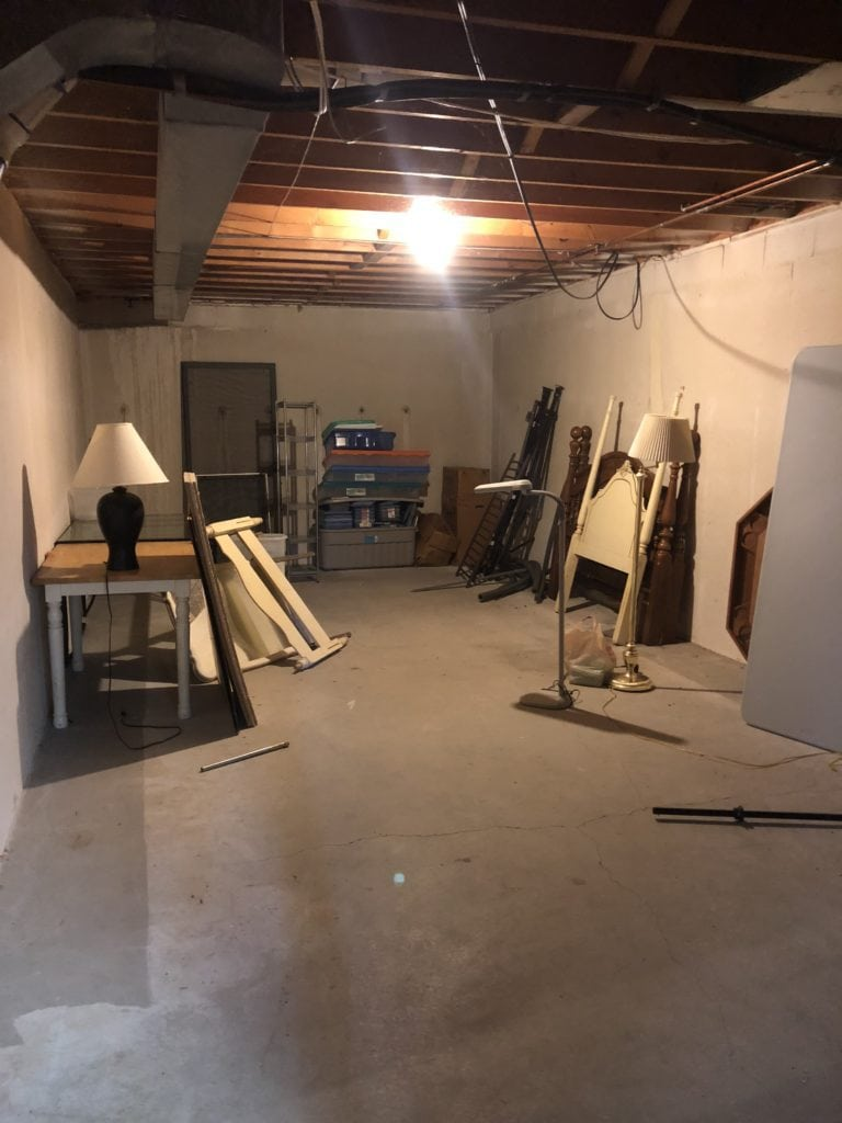 basement cleanout services